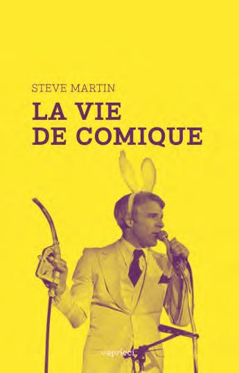 MA VIE DE COMIQUE - DU STAND-UP AU SATURDAY NIGHT LIVE