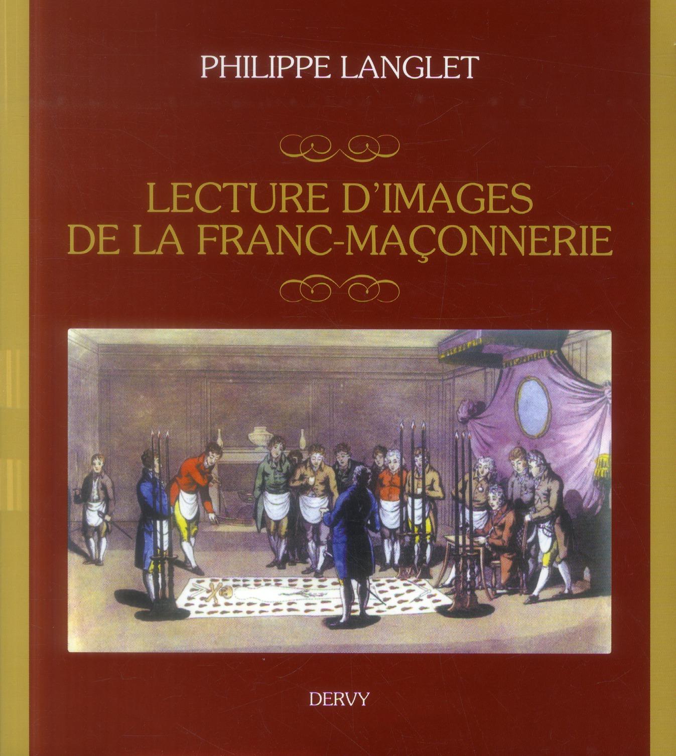 LECTURE D'IMAGES DE LA FRANC-MACONNERIE