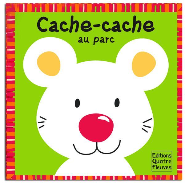 CACHE-CACHE AU PARC  LIVRE TISSU