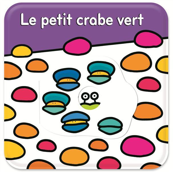 LE PETIT CRABE VERT - LIVRE DE BAIN