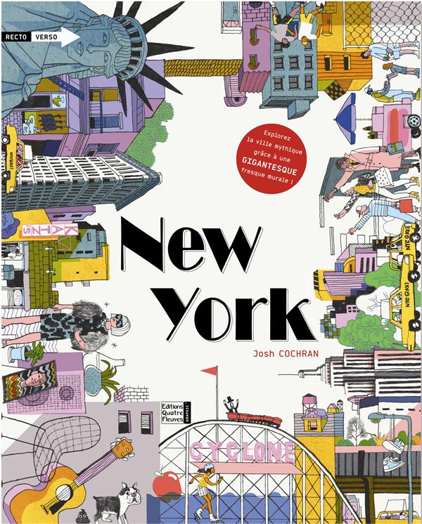 NEW YORK  DESSINS  DOC