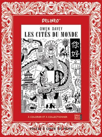 CROQUIS DE VOYAGES - AFFICHES DELINEO