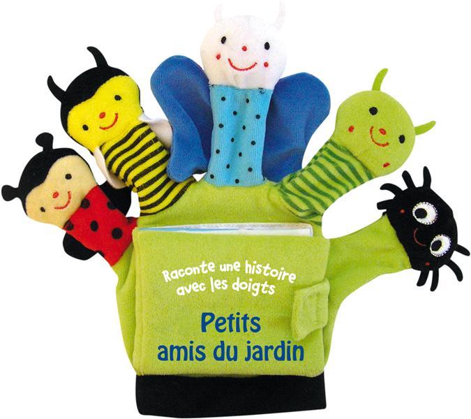 PETITS AMIS DU JARDIN - LIVRE-GANT