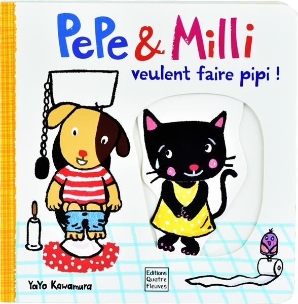 PEPE & MILLI VEULENT FAIRE PIPI !