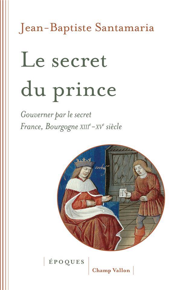 LE SECRET DU PRINCE