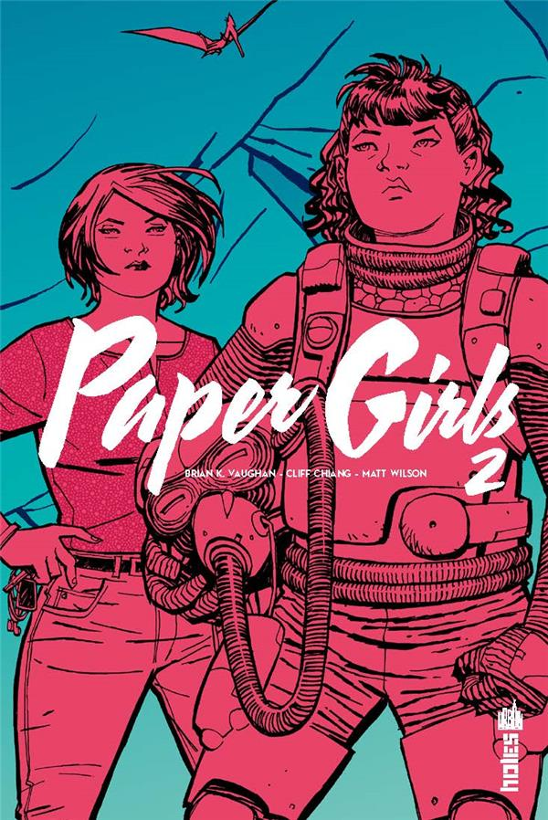PAPER GIRLS TOME 2