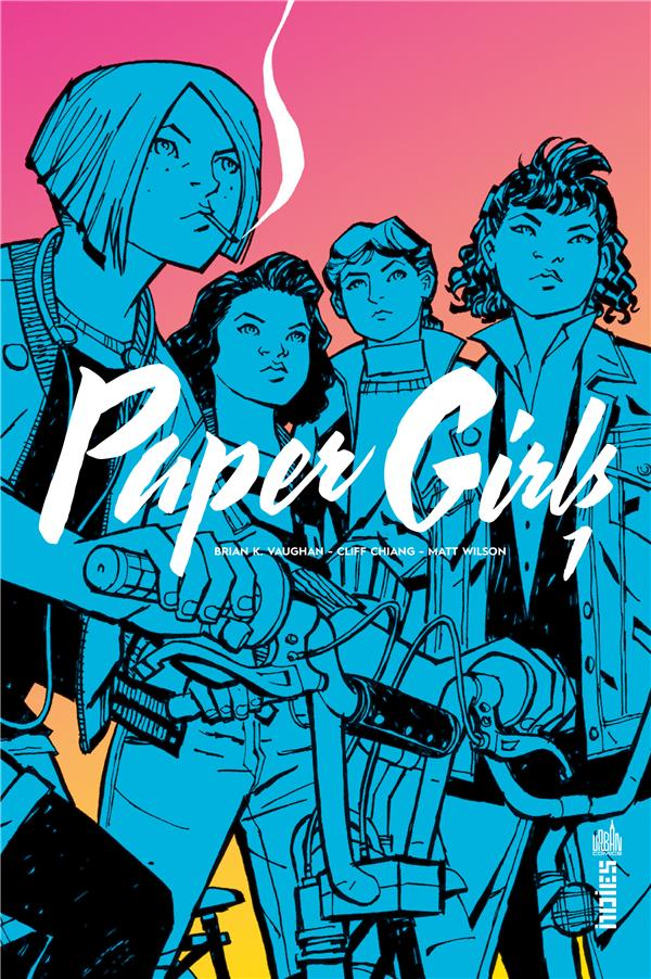 PAPER GIRLS T1 - URBAN INDIE