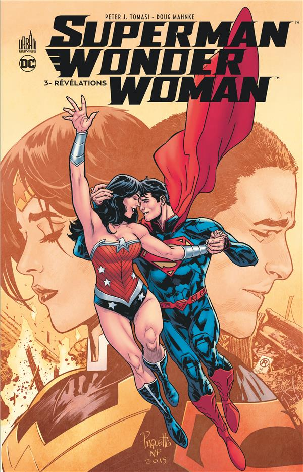 SUPERMAN & WONDERWOMAN TOME 3