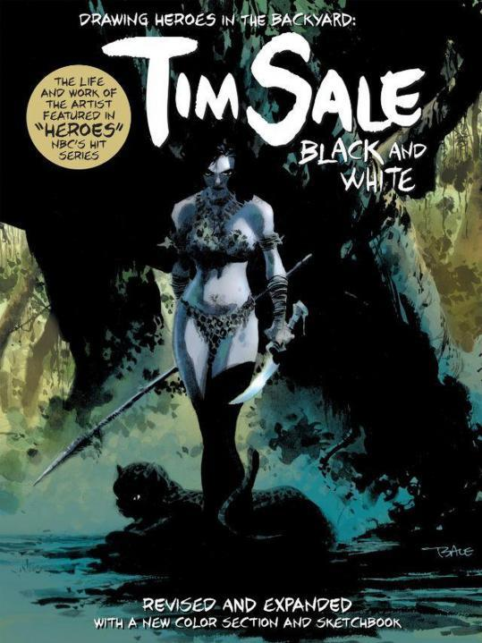 LES GRANDS ENTRETIENS DE LA BANDE DESSINEE :TIM SALE - URBAN BOOKS