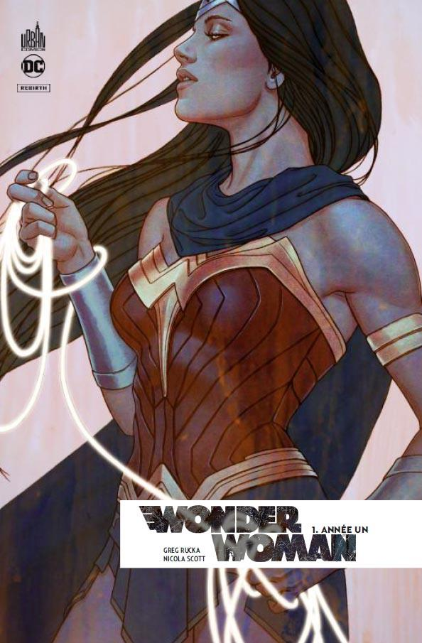 WONDER WOMAN REBIRTH TOME 1