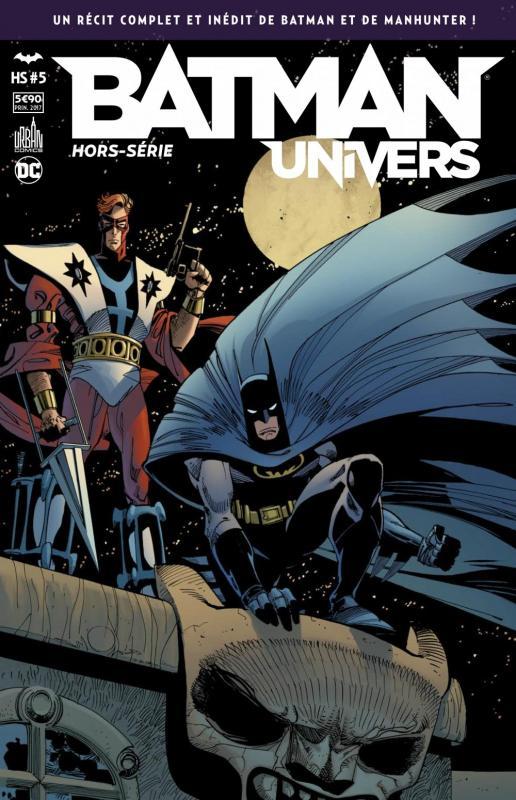 BATMAN UNIVERS HS 05 UN RECIT COMPLET !