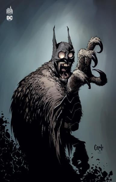 BATMAN:LA COUR DESHIBOUX-EDITION ANNIVERSAIRE 5ANS