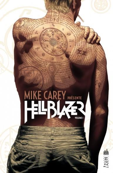 MIKE CAREY PRESENTE HELLBLAZER