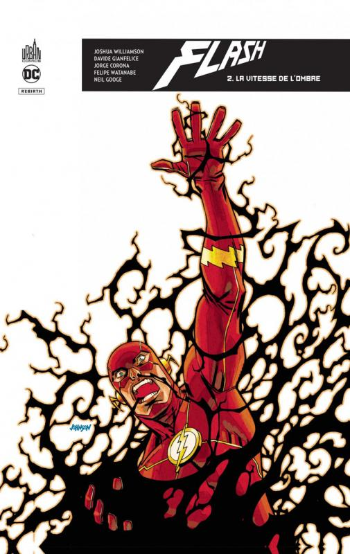 FLASH REBIRTH TOME 2