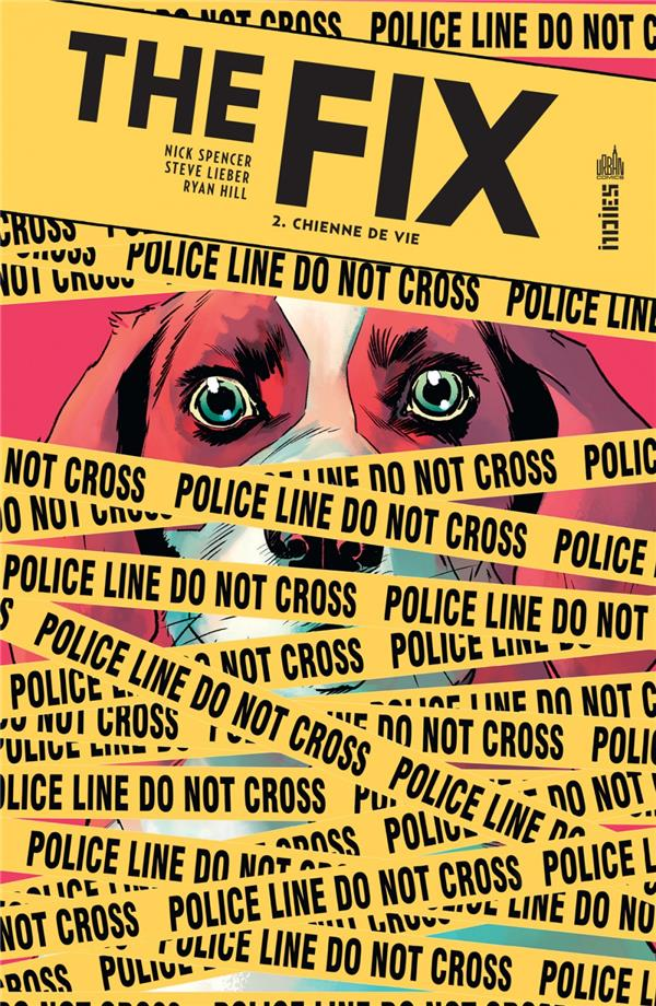 URBAN INDIE - THE FIX TOME 2
