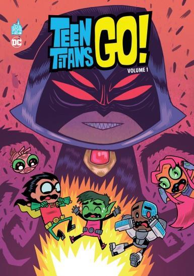 TEEN TITANS GO ! VOLUME 1