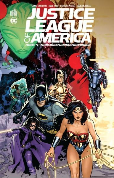 JUSTICE LEAGUE OF AMERICA TOME 4