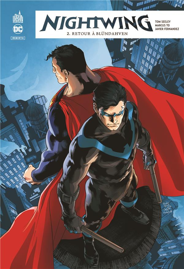NIGHTWING REBIRTH TOME 2