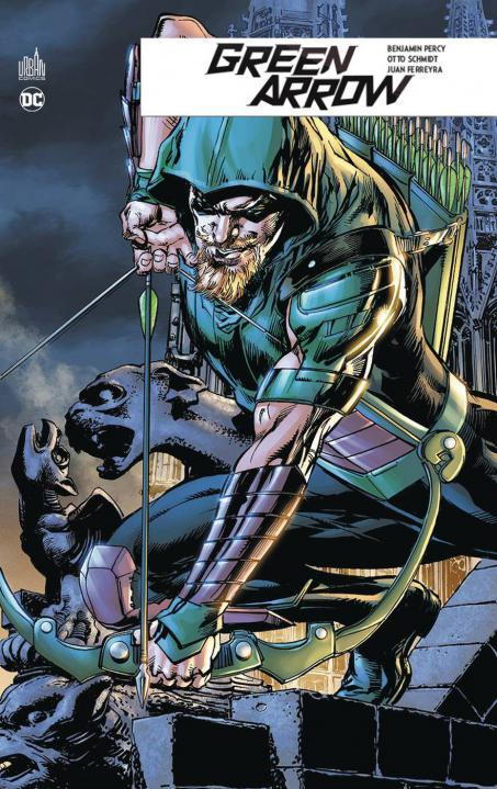 GREEN ARROW REBIRTH TOME 2