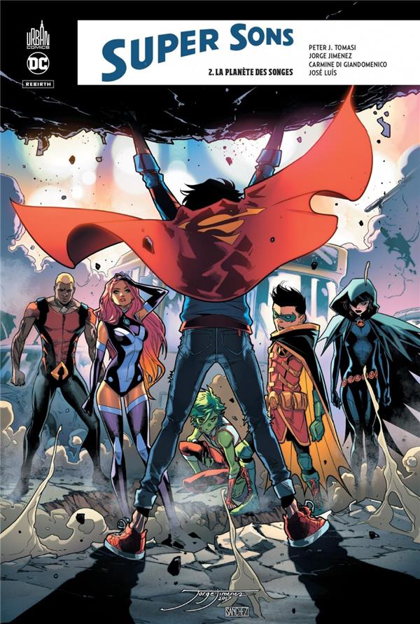 SUPER SONS TOME 2