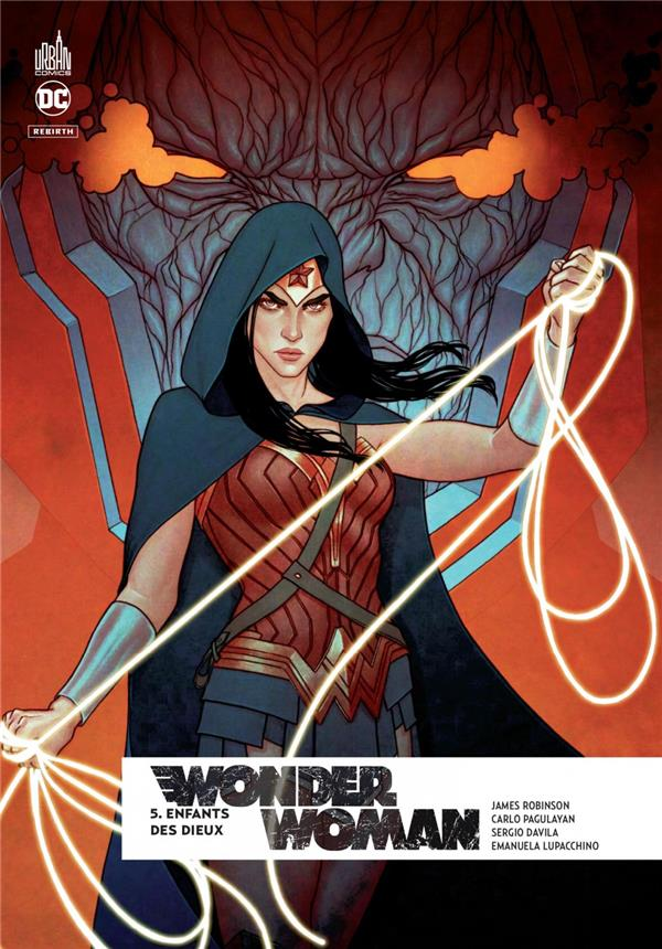 WONDER WOMAN REBIRTH TOME 5 - DC REBIRTH