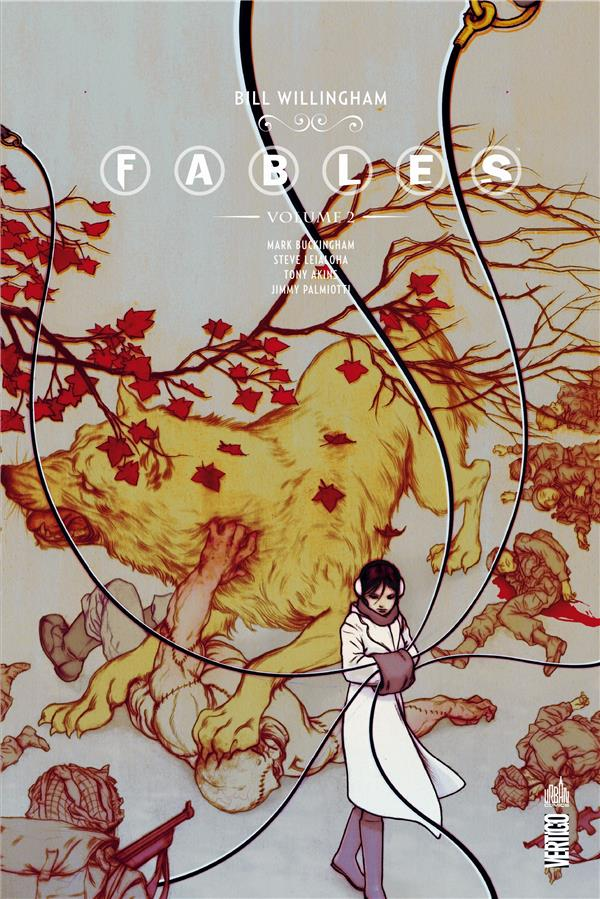 FABLES INTEGRALE TOME 2
