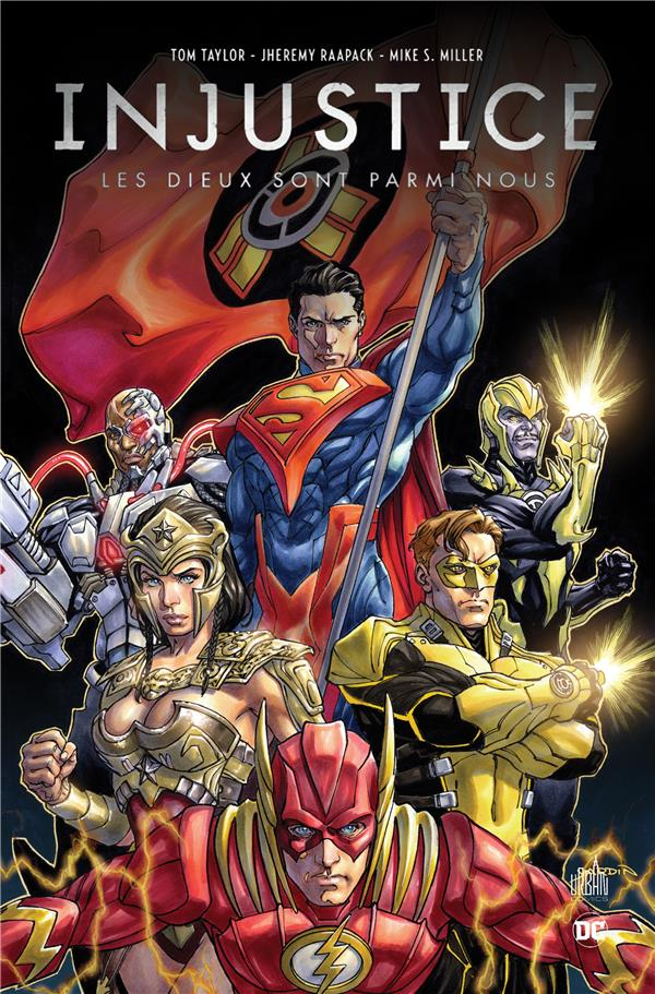 INJUSTICE TOME 11