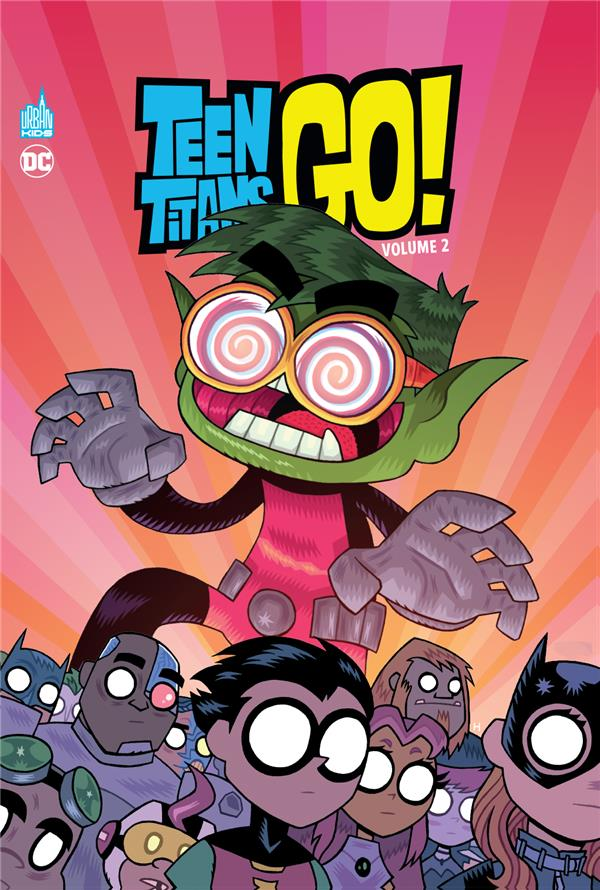 TEEN TITANS GO ! VOLUME 2