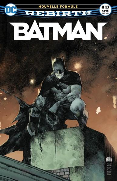 BATMAN REBIRTH 17 NOUVELLE FORMULE !