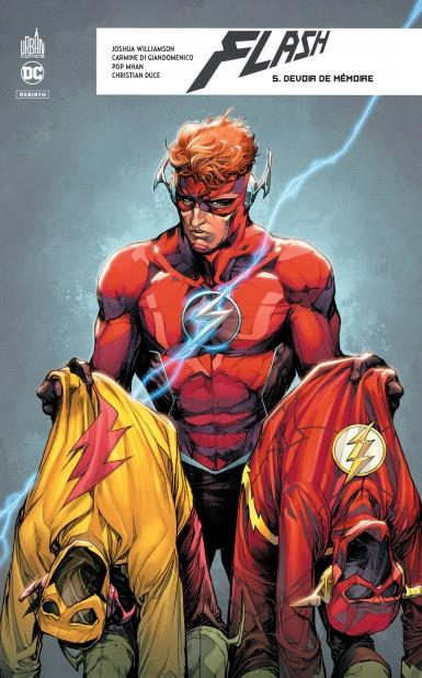 DC REBIRTH - FLASH REBIRTH TOME 5