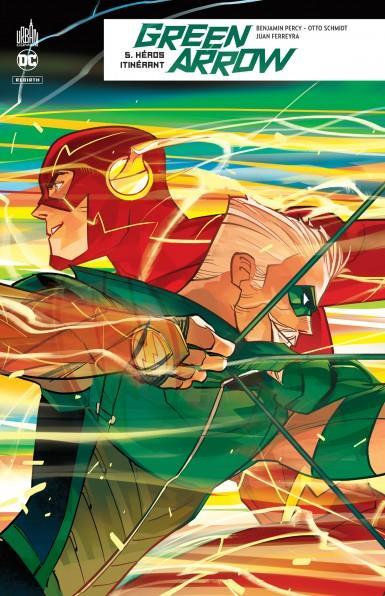 DC REBIRTH - GREEN ARROW REBIRTH TOME 5
