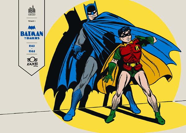BATMAN THE DAILIES TOME 1