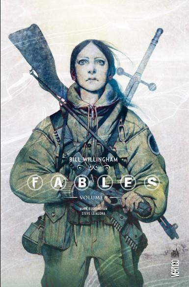 FABLES INTEGRALE  - TOME 9