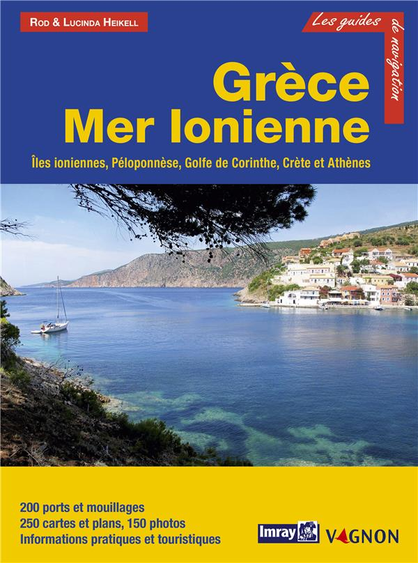 GUIDE IMRAY GRECE MER IONIENNE