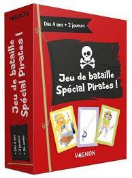 JEU DE BATAILLE SPECIAL PIRATES