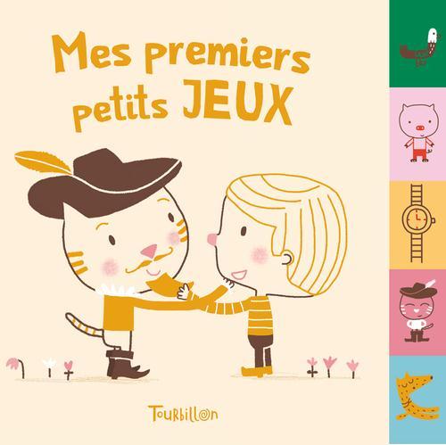 MES PREMIERS PETITS JEUX  TOUT CARTON