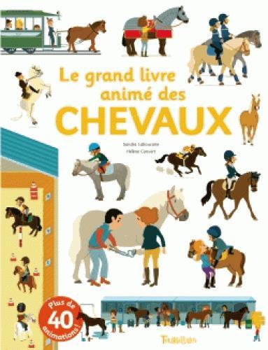LE GRAND LIVRE ANIME DES CHEVAUX