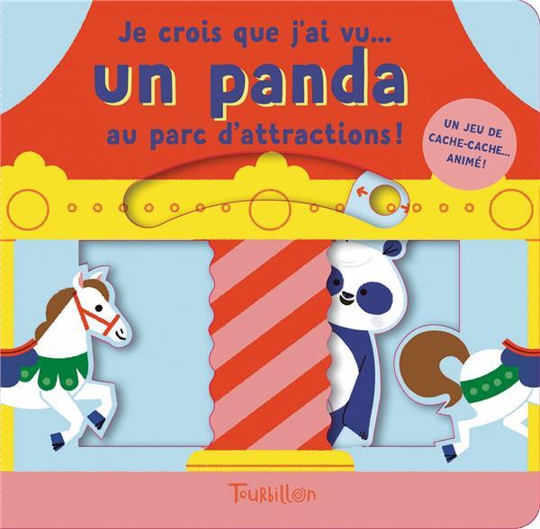 JE CROIS QUE J'AI VU UN PANDA... AU PARC D'ATTRACTIONS !