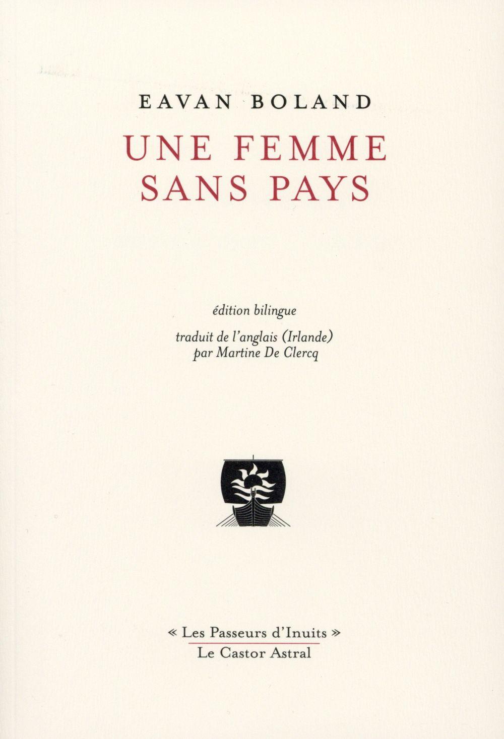 UNE FEMME SANS PAYS
