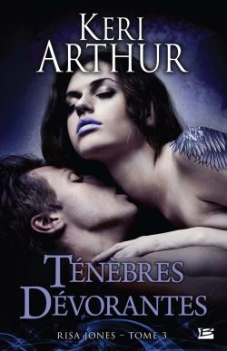RISA JONES T3 TENEBRES DEVORANTES