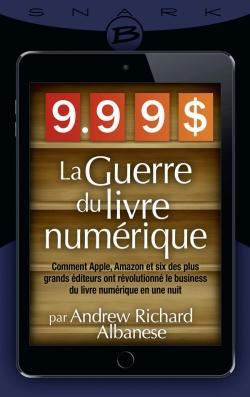 9.99D LA GUERRE DU LIVRE NUMERIQUE