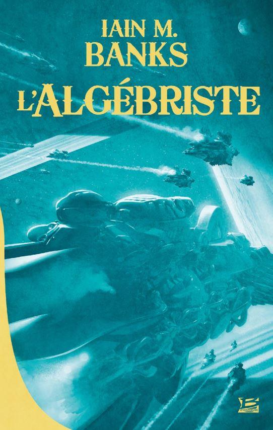 10 ROMANS, 10 EUROS 2018 : L'ALGEBRISTE