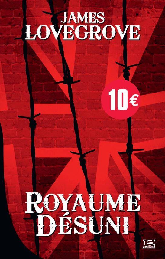 10 ROMANS, 10 EUROS 2018 : ROYAUME-DESUNI