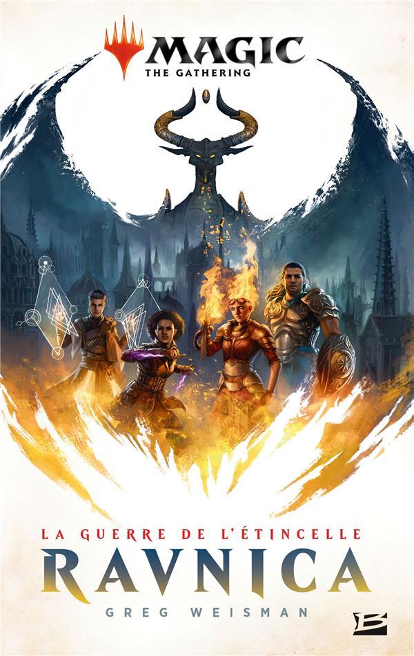 MAGIC : THE GATHERING - MAGIC, T1 : LA GUERRE DE L'ETINCELLE : RAVNICA