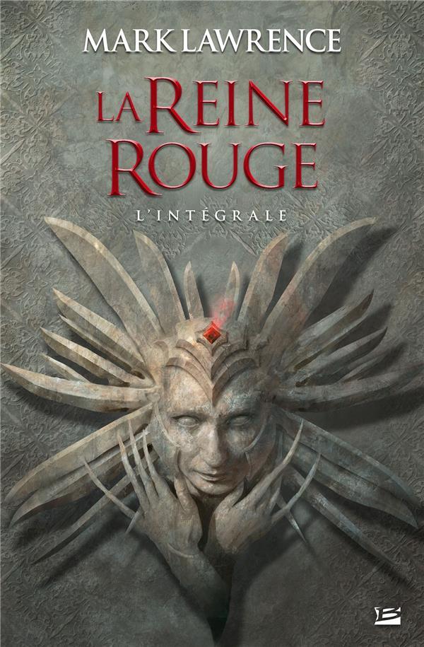 LA REINE ROUGE - L'INTEGRALE