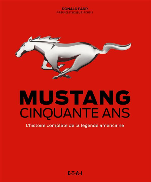 MUSTANG CINQUANTE ANS
