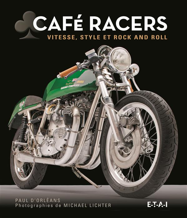 CAFE RACERS      VITRINE