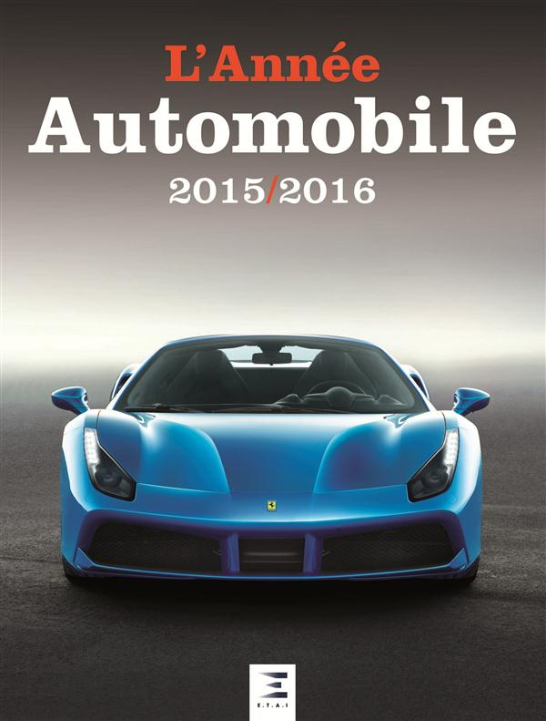 L'ANNEE AUTOMOBILE N  63 (2015/2016)