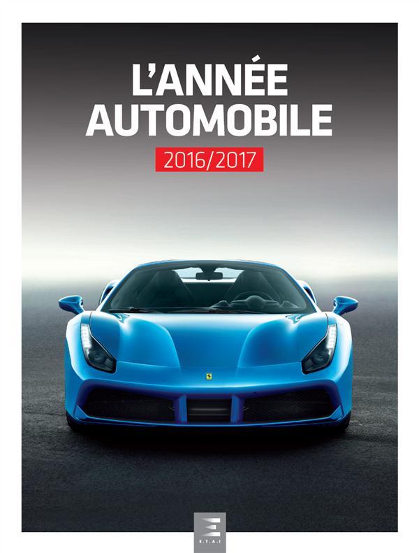 L'ANNEE AUTOMOBILE N  64 (2016/2017) VITRINE