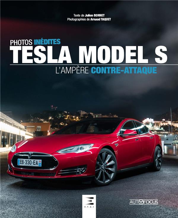 TESLA MODEL S, L'AMPERE CONTRE-ATTAQUE
